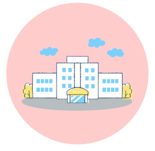 病院の公式HP